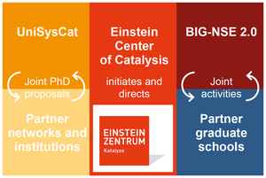 Schematic representation of graduate education by the EC²